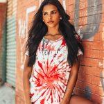 camiseta hot body red vision-1082303887