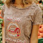 camiseta new york mouth red – Tamanho: PP-1713261793
