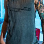 regata clothing co grey – Tamanho: P-785761155