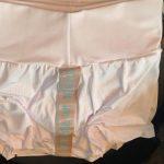 short saia white and rose s/ fenda – Tamanho: P-1439836759