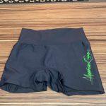 short cross amrc writting black gray and green – Tamanho: P-701797016