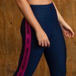 legging dark blue and pink – Tamanho: P-496163690