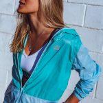 corta-vento bicolor green and blue-593560991